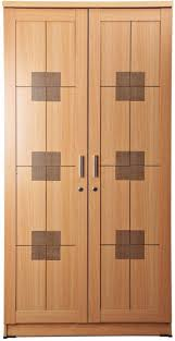 two door wooden cupboard beige l80 x d40 x h185 cm in uae