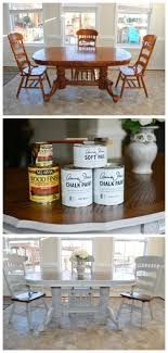 Best  Dining Table Makeover Ideas On Pinterest - Early american dining room furniture