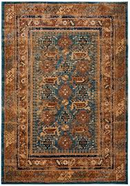rizzy home bellevue soft jute loom rectangular area rug 5 3 x 7 7 blue tan brown