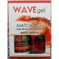 Wave Gel Matching Color Chart Wavegel Matching Gel Lacquer