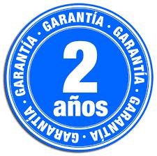 Resultado de imagen de 2 años de garantia