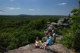 Hours may change under current circumstances Garden Of The Gods Illinois In The Shawnee National Forest