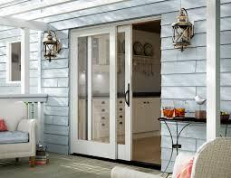 sliding patio door exterior. Full Size Of Lowes French Doors Exterior Wood Pella Patio With Blinds Between Glass Sliding Door S