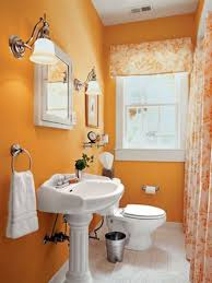best paint color for small bathroomDivine Renovations BATHROOMS  Colour Pop Unique Small Bathroom