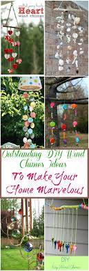 Diy Wind Chimes Outstanding Diy Wind Chimes Ideas To Make Your Home Marvelous