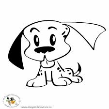 Disegni Cani Stilizzati Nome Da Dare A Un Cane Con Disegni Di Cani