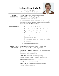 Resumes Samples For Jobs Examples Of Resumes Great Resume Good That Get Jobs Regarding 24 13