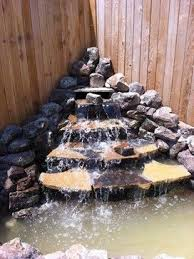 Small Picture 52 best Backyard ponds images on Pinterest Pond ideas Garden