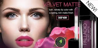 palladio velvet matte lipstick