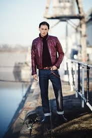 mens dark purple leather jacket cairoamani com how to wear blue jeans with a brown belt men s fashion mens purple leather jacket