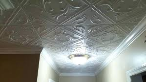 how to install ceiling tiles easy do it yourself over