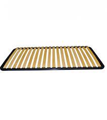 single 3ft slatted bed base 88cm x 188cm