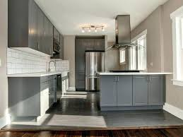grey and white cabinets grey cabinets with white compact closed kitchen with grey cabinets and white