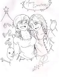 Merry christmas elsanna lineart by jujubesca merry christmas elsanna lineart by jujubesca on deviantart 72 88 royale heater wiring diagrams
