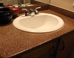best bathroom countertops. Bathroom : Marble Vanity Tops With Sink Best Countertops Solid Surface Top Illustrious Unit