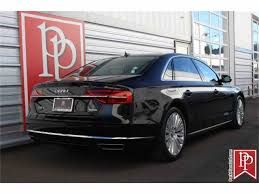 2015 Audi A8 for Sale | ClassicCars.com | CC-1071774