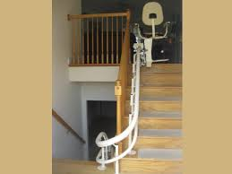 home chair lift. Stair Lift - Telford TN-veteran: The Amramp Eastern Tennessee Team Installed A Curved Home Chair