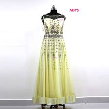 Designer Party Dresses For Less Long Gown Party Wear
