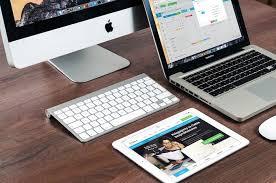 ergonomic laptop setup
