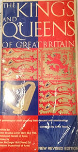 Kings And Queens Of Great Britain Chart Kings And Queens Of Great Britain By Edited By Anne Taute
