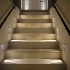 basement stairwell lighting. Creative Of Staircase Lighting Ideas 1000 Images About Stairs On Pinterest Stair Basement Stairwell S
