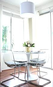 white round kitchen table dining and chairs dinning modern extendable dinner ikea