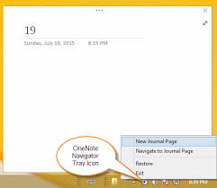 Onenote Daily Journal Quickly Create Onenote Daily Journal By One Click Office Onenote