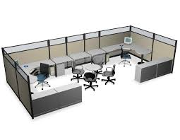 Ideas Download Office Desk Cubicles Design On Vouum Com