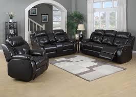 Reclining Living Room Furniture Sets Ac Pacific Troy Brown 3 Pcs Power Reclining Sofa Set