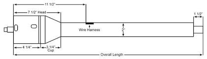 universal 12 shorty tilt floor shift steering column chrome ididit llc 12 shorty tilt floor shift steering column chrome