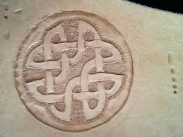 here are a couple of the resources i looked at on the web there are a lot so i suggest doing a google search on leather carving