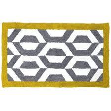 yellow bath rugs mustard bathroom modern linens rug x px and towels yellow bath rugs