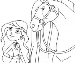 Small Picture Horseland Coloring Pages For Kids And For Adults Coloring Home