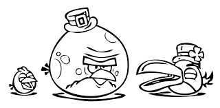 Small Picture Angry Birds Epic Coloring Page My Free Coloring Pages Gianfredanet