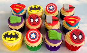 Marvel Themed Cupcakes Cake By Cupcake Heaven Cakesdecor