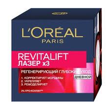 Крем L'Oreal Paris Revitalift Лазер X3 <b>Регенерирующий глубокий</b> ...