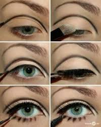 tutorial for big eyes like twiggy master the mod squad eye look makeup from beauty