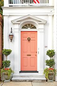 front door color13 Bold Colors for Your Front Door  Southern Living