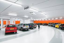 Jhk Architecten Ronald Tilleman Lammermarkt Parking Garage Divisare