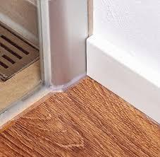 Dieser vinylboden ist besonders geeignet für badezimmer und küchen (nutzungsklassen 33/ 42. Meister Bietet Wasserfeste Designboden Und Fussleisten Vinylboden Ohne Vinyl Auch Fur S Bad Bm Online