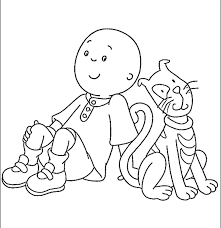 Caillou Coloring Pages New Coloring Pages Coloring Sheets