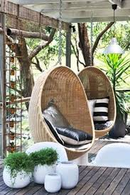 outdoor hanging furniture. 33 Awesome Outdoor Hanging Chairs_18 Outdoor Hanging Furniture Pinterest