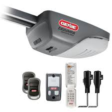 direct drive garage door openerGenie Excelerator 1 HPc Direct Screw Drive DC Garage Door Opener