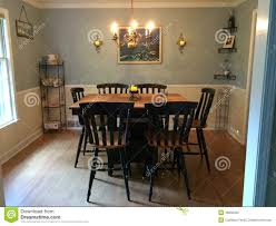 Dining Room Table Black Painting Dining Room With Chair Rail Alliancemvcom