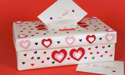 Valentine Shoe Box Decorating Ideas 100 Cute Valentine's Day Card Ideas for Kids HowStuffWorks 11