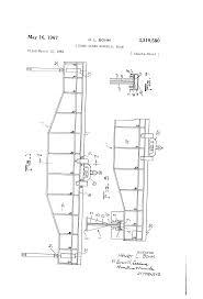 Monorail Beam Design Example Patent Us3319580 Girder Crane Monorail Beam Google Patents