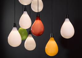 maarten baas adds balloon shaped pendants to lighting range for lasvit