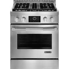 professional gas ranges for the home. Unique Home JennAir ProStyle Gas Range With MultiMode Convection 30 In Professional Ranges For The Home