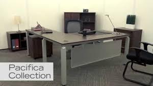 modern l shaped office desk. Decorating Cool Modern L Desk 12 Maxresdefault Shaped Office