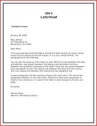 Letter Formats letter formats personal letter format sample oklmindsproutco a 1